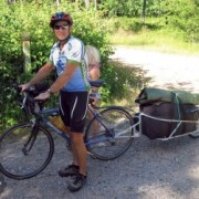Former Tribune photographer finds life lessons on cross-country bike ride