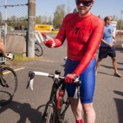 Racers hunt for fast times at Sunday's Crank Time Trial
