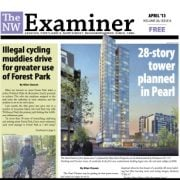 "NW Examiner highlights ""illegal cycling"" in Forest Park"