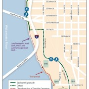 Esplanade near OMSI to close for 14 months beginning May 1st