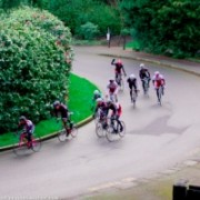 Racers tackle Rose Garden Circuit race in Washington Park