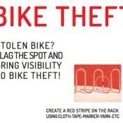 PSU students plan bike theft workshop, visual campaign