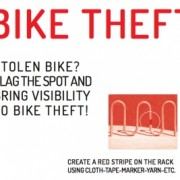 PSU students plan bike theft workshop, visual campaign