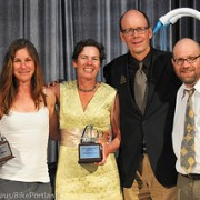 Bike stars shine at BTA Alice Awards