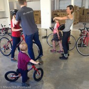 A visit to Islabikes, Portland's new bike company for kids