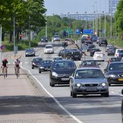 From cycle track to green route to super highway