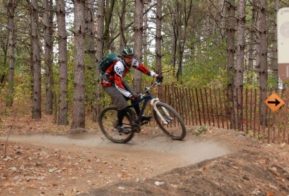 Guest article urban mountain biking in portland what it for Portland maine bike trails