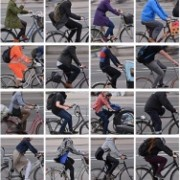 People on Bikes: Copenhagen