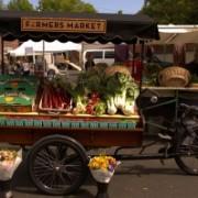 Portland Farmer's Market debuts 'Produce Pedaler' cargo bike mini-mart