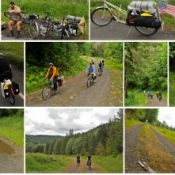 Trails, backroads and the charms of Vernonia
