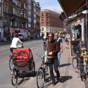 Nørrebrogade in Copenhagen: Proof of concept that low-car streets work