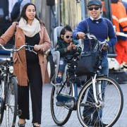 Photos: Cycling style in Amsterdam