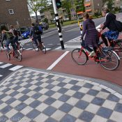 A day of 'nice cycling' in Den Bosch