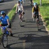 Ride takes closer look at I-205 path, the 'Grandaddy of MUPs'
