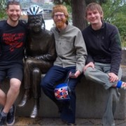'Bike Fun Finder' app aims to make cycling more social