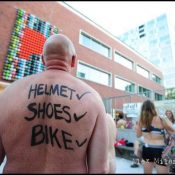 The best of World Naked Bike Ride 2013 (NSFW photos)