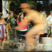 Slow start, soaring payoff: first take on WNBR 2013