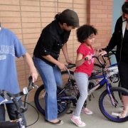 Milwaukie police join Portland bike shop to offer bikes to kids in need