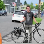 Portland Rider: Meet Jamie Brown