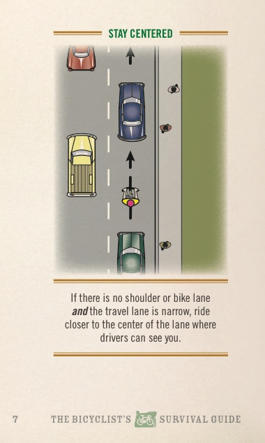 Odot Releases  U0026quot The Bicyclist U0026 39 S Survival Guide