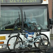 TriMet steps up efforts to keep panniers and buckets off bus racks