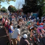 'Cirque du Cycling' returns to Mississippi Ave
