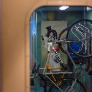 Packed with bikes, Amtrak Cascades adds more hooks to its trains