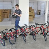 Today: Islabikes Open House and Rider Appreciation Day on Williams