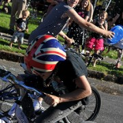 MCBF recap: Pie jousting, Sprockettes, and amazing bicycles