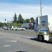 Man severely hurt by collision with garbage truck on SE McLoughlin (updated)