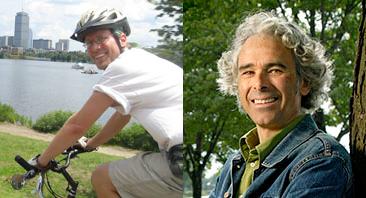 Phil Goff and Jean-François Pronovost