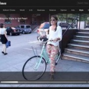 "NY Times shares Pearl District ""bike style"" with the world"