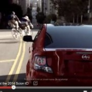 In new ad, Scion sees bike riders as obstacles in a fight