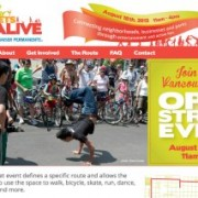 Vancouver readies for first carfree, 'open streets' event