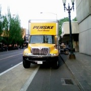 Doubletree Hotel dumps vendor whose truck blocked bike lane