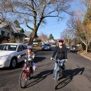 50s Bikeway: still alive, just moving slowly