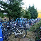 Bikes help 'Pickathon' build a city of music just outside Portland