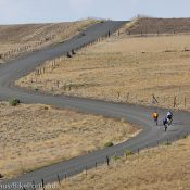 A gravel riding goldmine in eastern Oregon