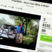'Free2go' bike rack has promise – but will get you kicked off Car2go