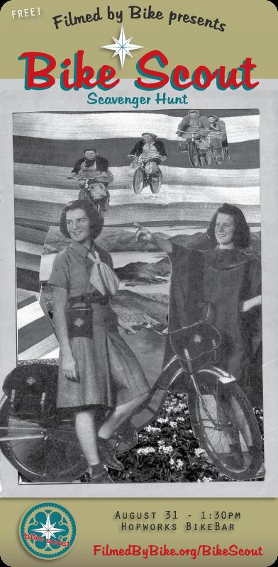 Bike Scout poster
