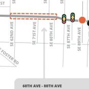 City will begin adding new bike lanes to SE Division this Monday
