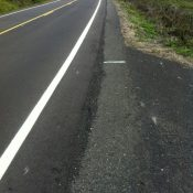 ODOT in hot seat for dangerous Highway 101 repaving job