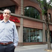 Q&A: Peter Andrews on Portland's bike-powered office boom