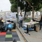 Portlanders prepare for Park(ing) Day party