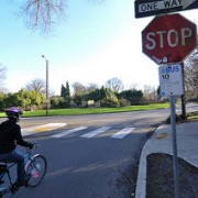 Stop! Police will target Ladd Circle stop sign violators today