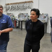 Secretary of Commerce visit highlights Portland's bicycle industry