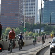 Hawthorne Bridge counter logs 2 million trips in just over a year