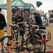 Photos and notes from the Oregon Handmade Bicycle Show