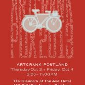 ArtCrank poster event returns to Portland next month