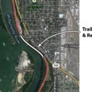 Detour Roundup: Springwater, Esplanade and SE 42nd
